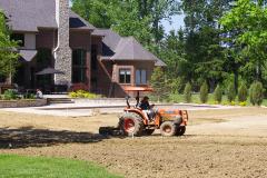 David-Motz-Grading-Tractor