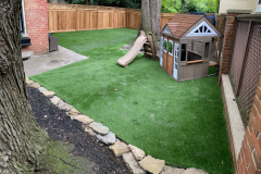 Backyard Synthetic Turf Three