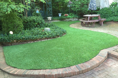 Motz turf synthetic Hyde Park yard job